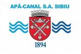 S.C. Apa – Canal S.A. Sibiu – informeaza