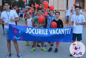 Jocurile Vacantei revin la Sălişte în 4 – 7 septembrie