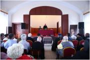 """Simpozion la Sibiel: """"Părintele Zosim Oancea, model de credință prin rezistență"""""""